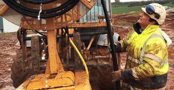 ground source heat pump experts