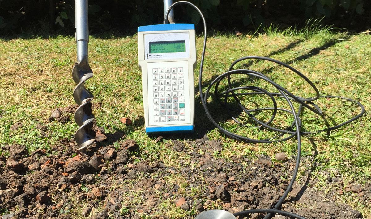 carbon soil testing